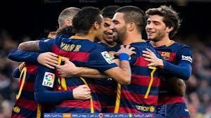 بعد خروجه من دوري الابطال و حرمانه من الليغا.. برشلونة يتوج بلقب كأس ملك اسبانيا