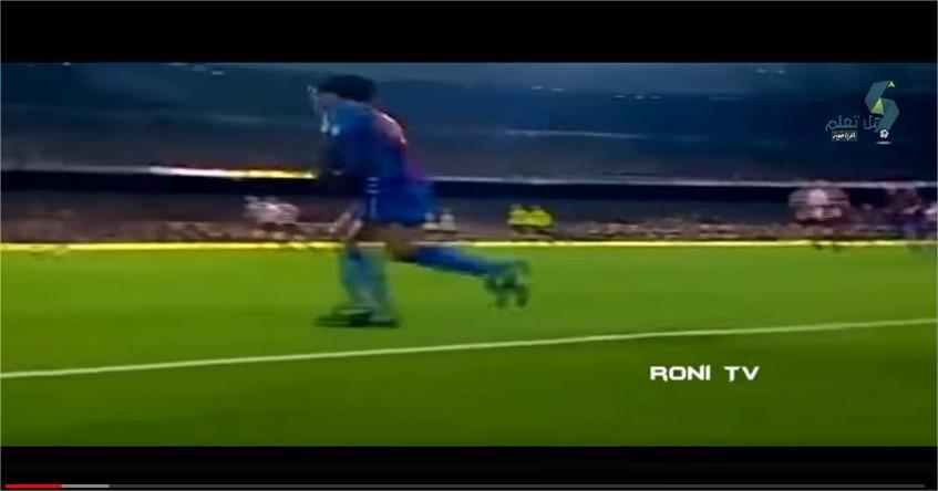 بالفيديو :أفضل 30 مراوغة في تاريخ كرة القدم ● ستجعلك تصفق لها !!