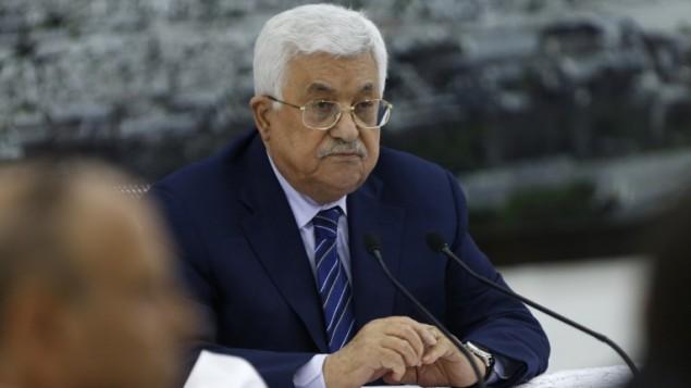 عباس يرجح انفجار الأوضاع في الضفة الغربية