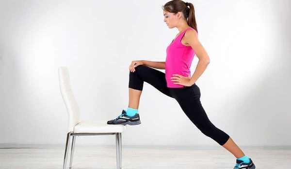 بالفيديو  ..  تمارين رياضية تساعد في شد الأرداف وتنحيف الأفخاذ