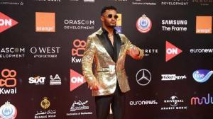 بالفيديو : جدل بغد قطع حديث محمد رمضان في افتتاح الجونة