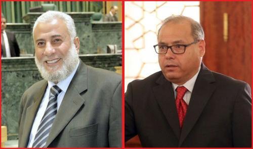 النائب ابو السيد يسأل عن اموال البورصة ..  و وزير العدل يجيب ..  وثائق