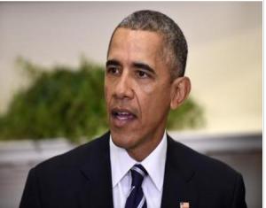 اوباما يدعو الى إظهار السخاء إزاء اللاجئين السوريين