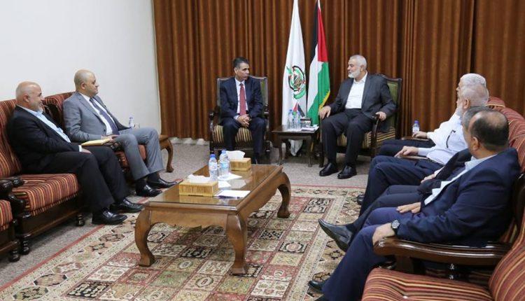 فصائل فلسطينية تطالب الوفد المصري بالضغط على الاحتلال لتنفيذ تفاهمات التهدئة