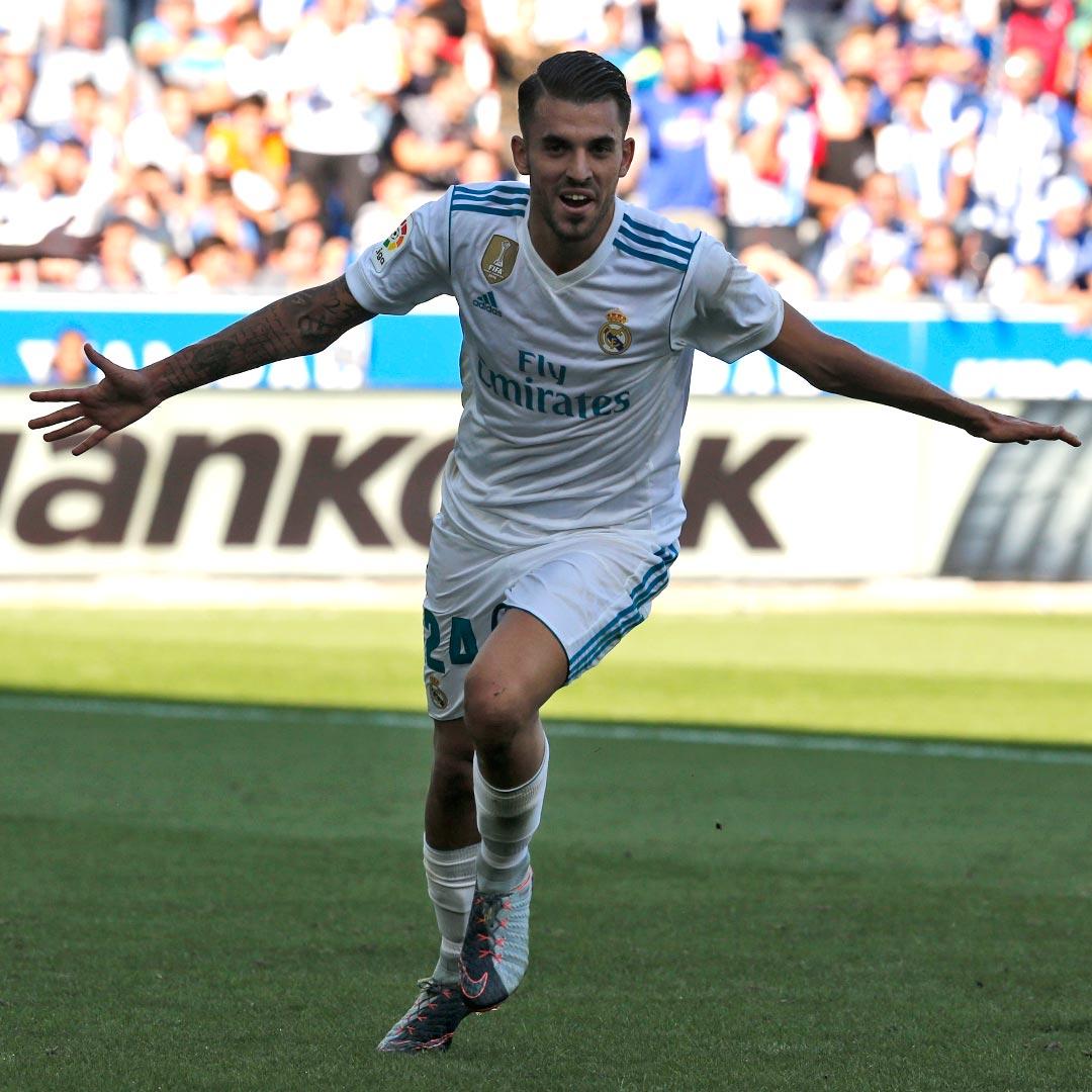 ثنائية سيبايوس تُنقذ ريال مدريد من كمين ألافيس ويقفز رابعًا في ترتيب الدوري الإسباني