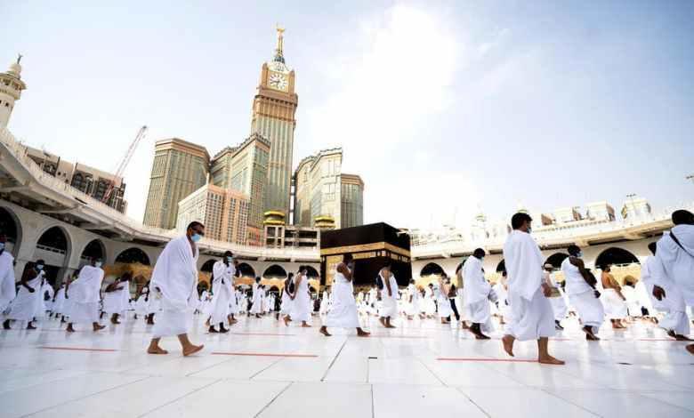 السعودية تكشف عن عدد معتمري الدفعة الأولى