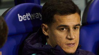 كوتينيو يضع شرطا للرحيل عن برشلونة