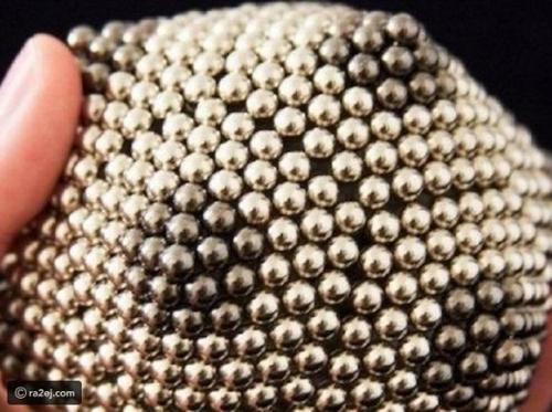 طفلة تبتلع 190 حبة مغناطيس باليابان