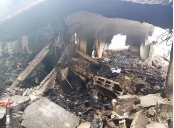 """الاحتلال يفجر منزل ذوي الشهيد """"عادل عنكوش"""" برام الله"""