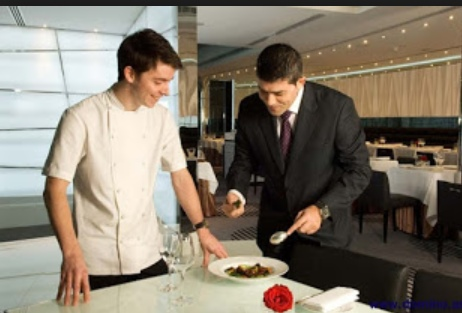 مطلوب مدير مطعم ومعلم مشاوي لكبرى المطاعم العالمية في السعودية