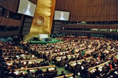 """قرار أممي يؤكد مجددا """"حق الشعب الفلسطيني في تقرير المصير"""""""