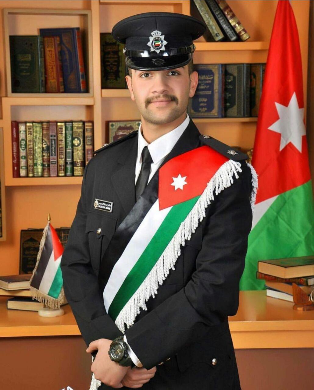 الملازم صالح حمدان الرحيمي  .. مبارك