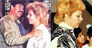 رغد صدام حسين تبين حقيقة وفاة والدتها