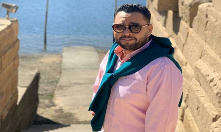 """أحمد رزق ينتهي من تصوير """"بخط الإيد"""" في هذا الموعد"""