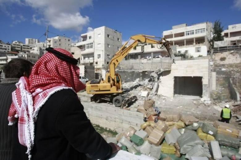 الاحتلال يهدم 4 منازل جنوب القدس