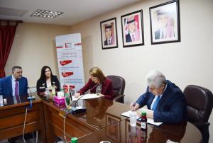 اتفاقية تعاون بين مؤسسة التدريب المهني وملتقى سيدات الاعمال والمهن