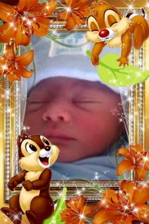 تهنئة من ابو ليث وعائلته الى الاخ سعد الرواشدة بمناسبة المولود الجديد