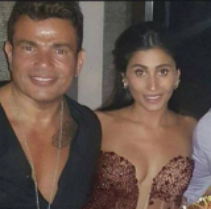 رد فعل جنوني لدينا الشربيني بعد عودة عمرو دياب إلى زوجته