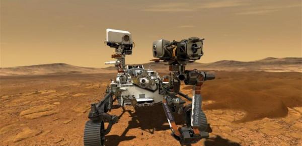 """خلال طريقها إلى المريخ ..  مركبة """"ناسا"""" تواجه صعوبات تقنية"""