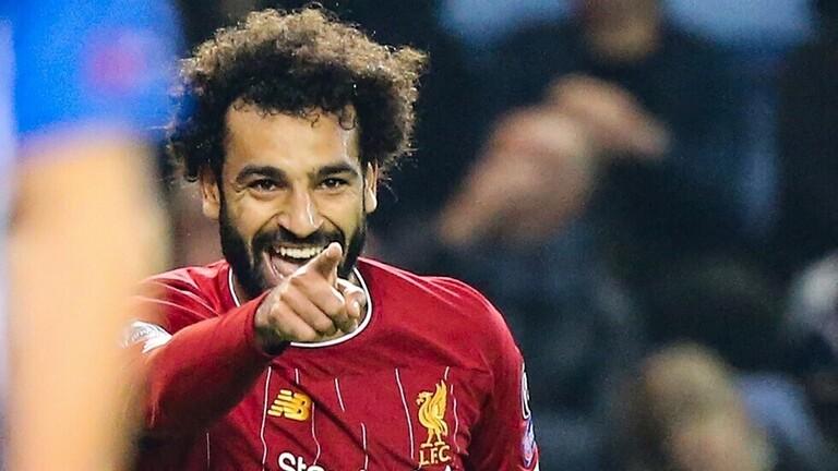 """صلاح على رأس تشكيلة ليفربول لمواجهة مانشستر سيتي في قمة """"البريميرليغ"""""""