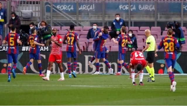 تشكيلة برشلونة المتوقعة ضد فالنسيا اليوم