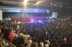 جامعة عمان الأهلية تحتفل بيوبيلها الفضي وتخريج الفوج الثاني والعشرون