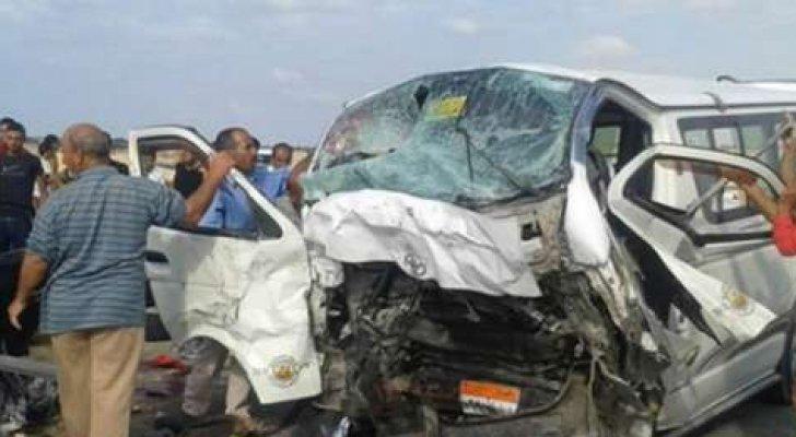 13 قتيلا في حادث سير بالجزائر