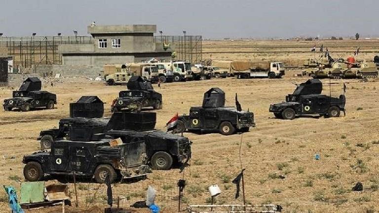 مقتل 9 إرهابيين في عملية غربي العراق