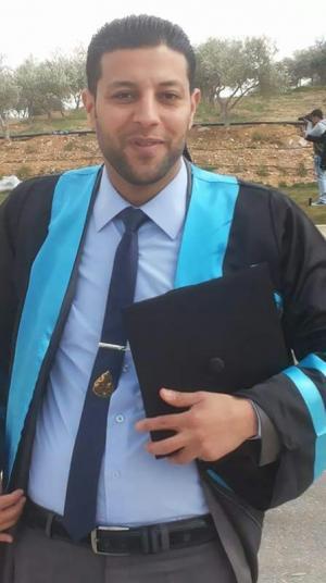 محمد السيد مبارك التخرج