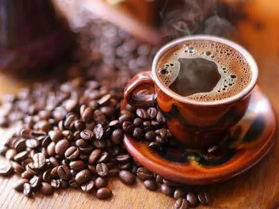 القهوة كالفواكه والخضروات تزيد الشعور بالسعادة