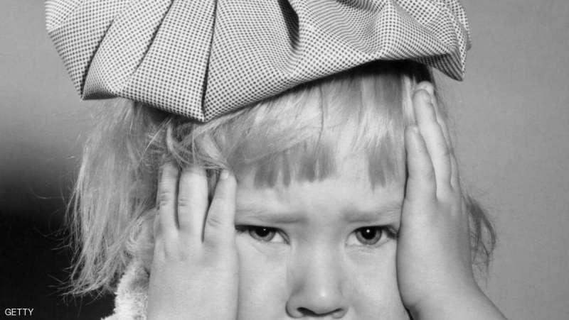 صداع الأطفال ..  أسبابه وطرق علاجه