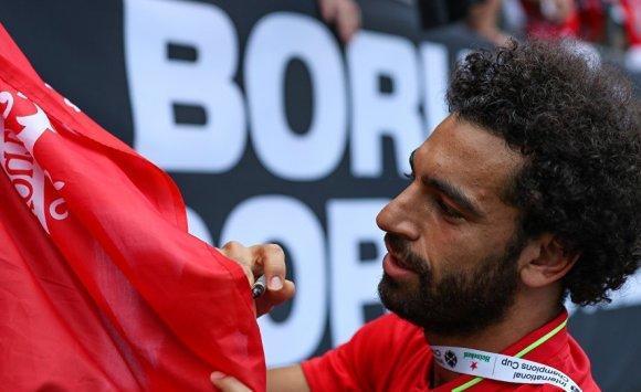 محمد صلاح يضع حدا للخلافات مع اتحاد الكرة المصري