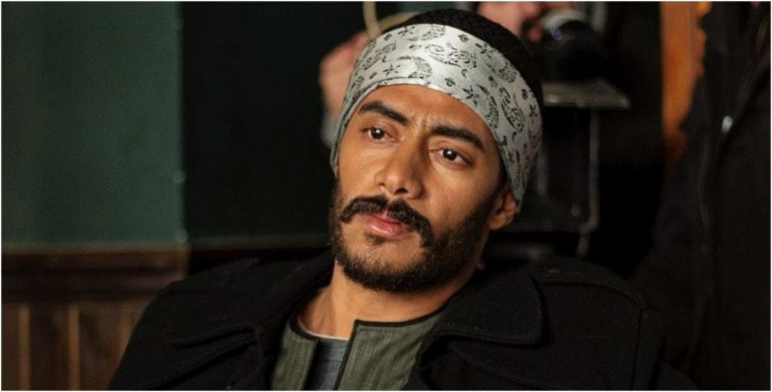 """بالفيديو والصور  ..  محمد رمضان يقسم المشاهدين بعد عرض مسلسل """"موسى"""""""