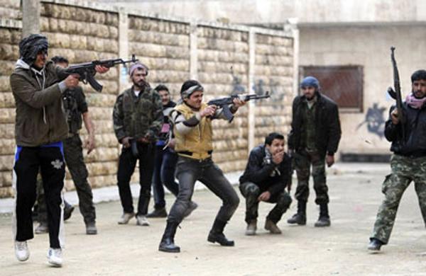 أسلحة بـ30 مليون دولار من بريطانيا للمقاتلين السوريين
