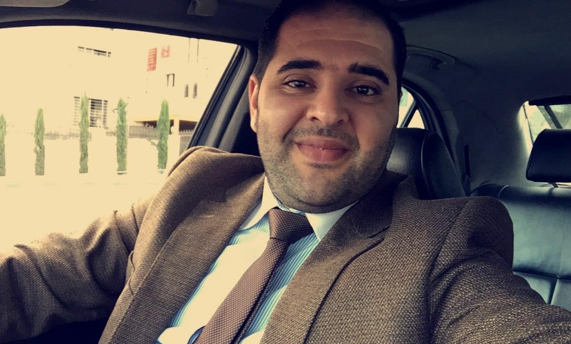 مبروك الترفيع لـ علاء عبدالمجيد الكفاوين