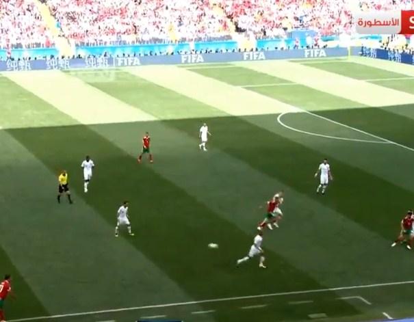 بالفيديو  ..  بث مباشر لمباراة البرتغال و المغرب