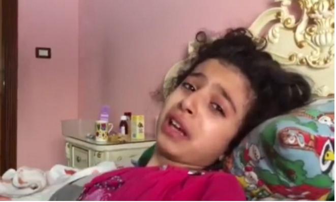 إجلاء 13 طفلا مريضا من مضايا المحاصرة قرب دمشق