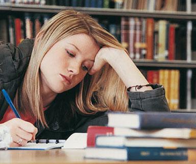 وقت الأمتحانات ما بعرف ادرس !!