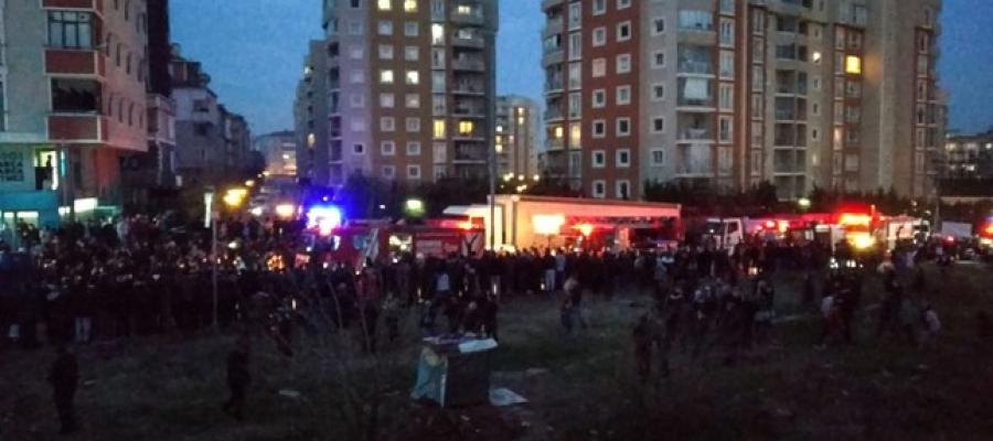 مقتل أربعة عسكريين في تحطم مروحية تركية وسط تجمع سكاني بإسطنبول