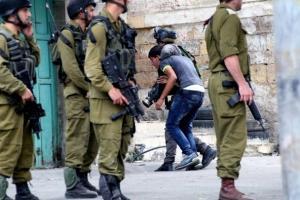 الاحتلال يعتقل 3 شبان من بيت لحم