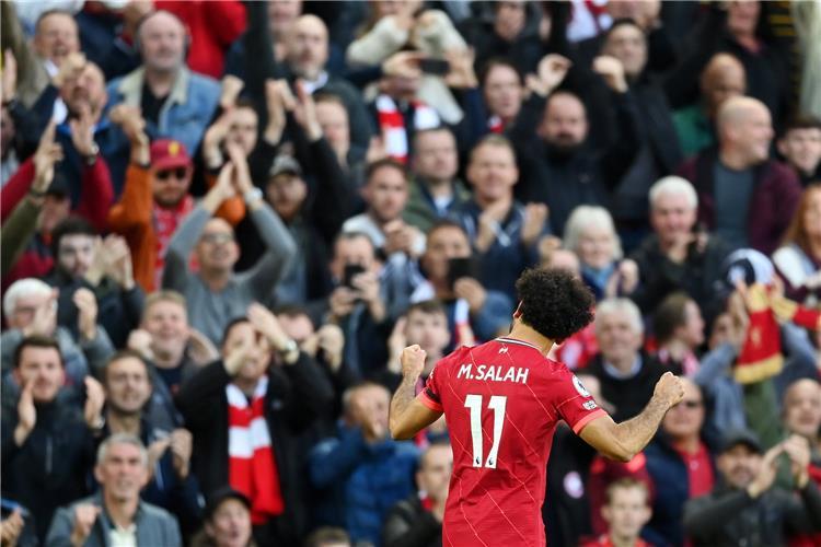 ترتيب هدافي الدوري الإنجليزي  في نهاية الجولة السابعة  ..  فيديو