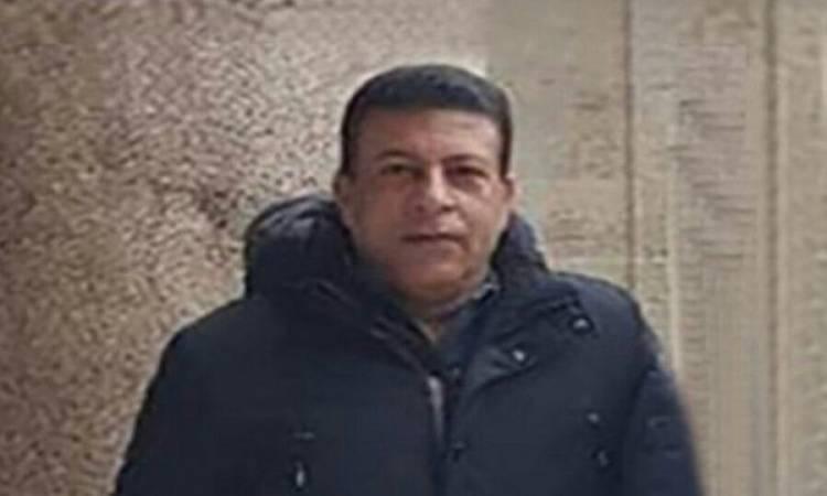تشييع جثمان زكي مبارك في غزة