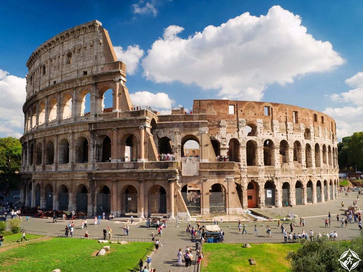 10 من أفضل الأماكن السياحية في روما ..  لا تفوتها ..  صور