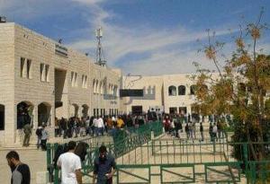 """مشاجرة طلابية كبيرة  في جامعة الزيتونة """" صور """""""