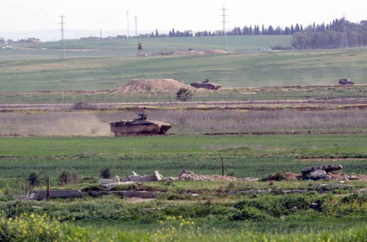 الاحتلال يستهدف رعاة أغنام شرق دير البلح