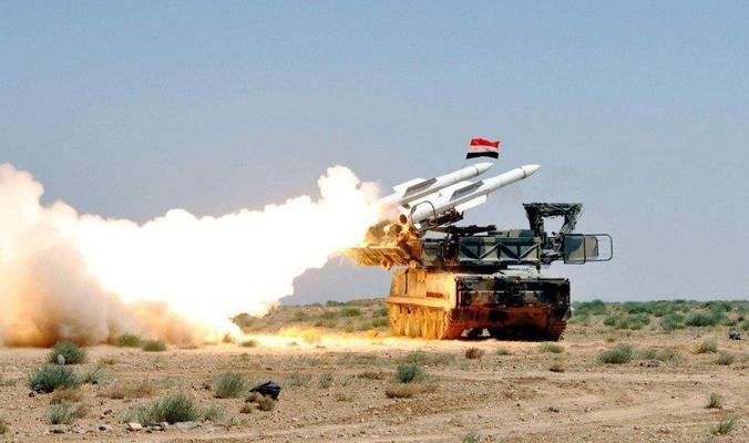 سوريا : استطعنا اعتراض و اسقاط (20) صاروخاً معادياً