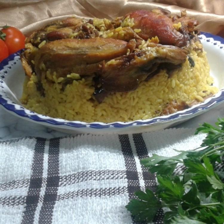 المقلوبة من المطبخ الفلسطيني