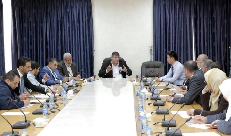 فلسطين النيابية تدعو للضغط من أجل وقف معاناة الأسرى الأردنيين