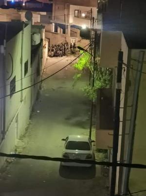 بالصور .. اربد : أعمال شغب وإطلاق نار عقب مشاجره جماعية في لواء الكورة