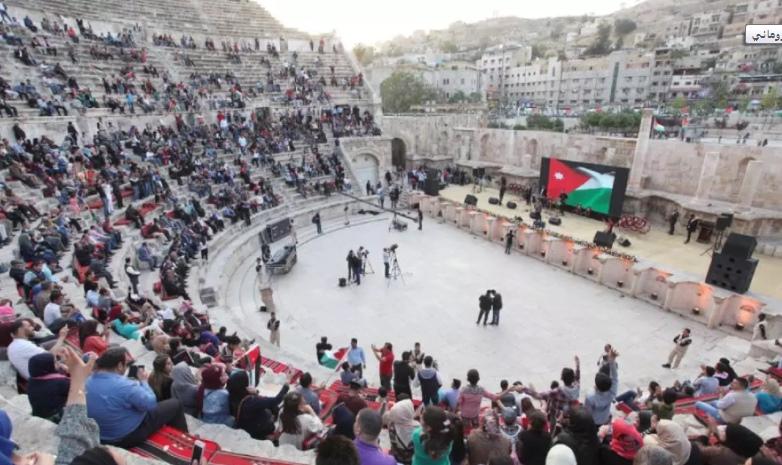 إنطلاق فعاليات «أمنا عمان» بالمدرج الروماني